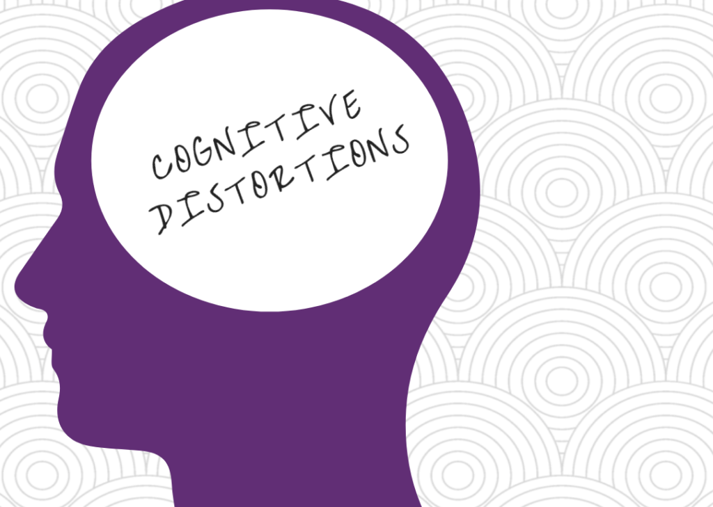 The Most Common Cognitive Distortions That Are Affecting Your Mood